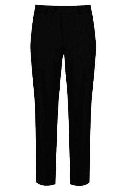 slim leg waist trouser